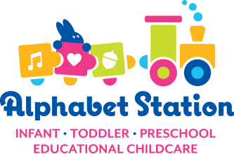 Alphabet Station logo